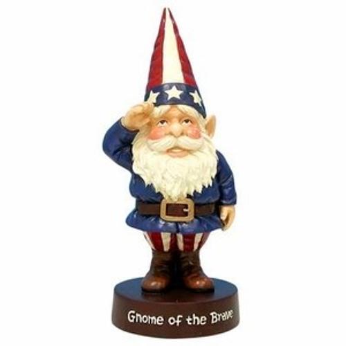 Gnome of the Brave