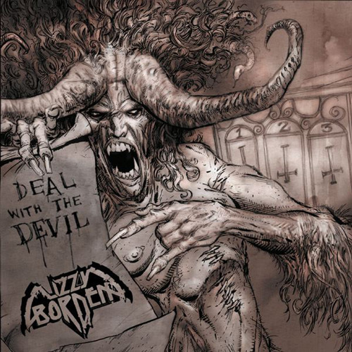 """Lizzy Borden """"There Will Be Blood Tonight"""""""