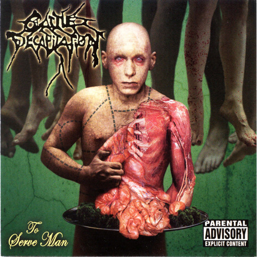 "Cattle Decapitation ""Testicular Manslaughter"""