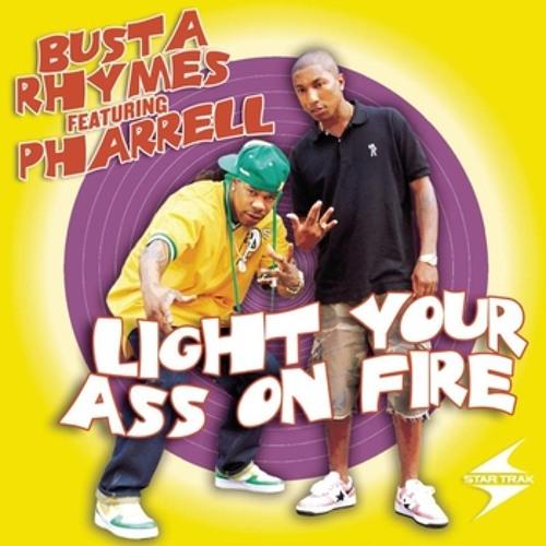 Busta Rhymes feat. Pharrell - Light Your Ass On Fire (Shady Remix)