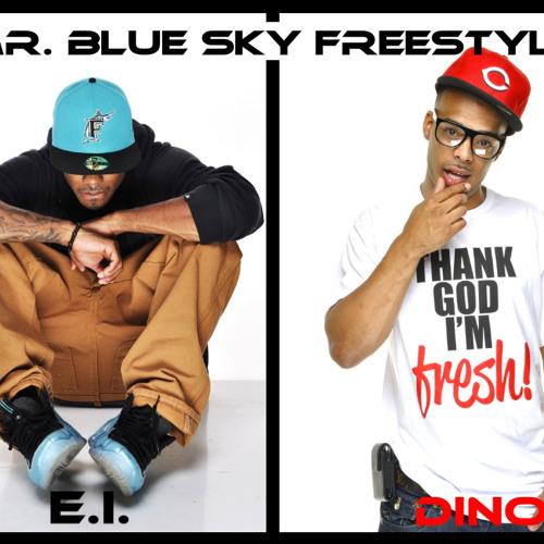Mr. Blue Sky Freestlye - E.I. Ft. Dino