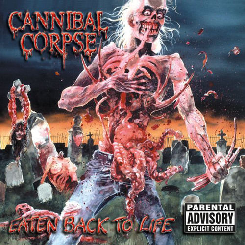 """Cannibal Corpse """"A Skull Full Of Maggots"""""""