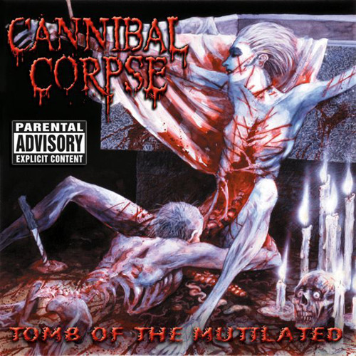 "Cannibal Corpse ""I Cum Blood"""