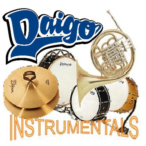 Daigo - Dangerously Wild (Instrumental)