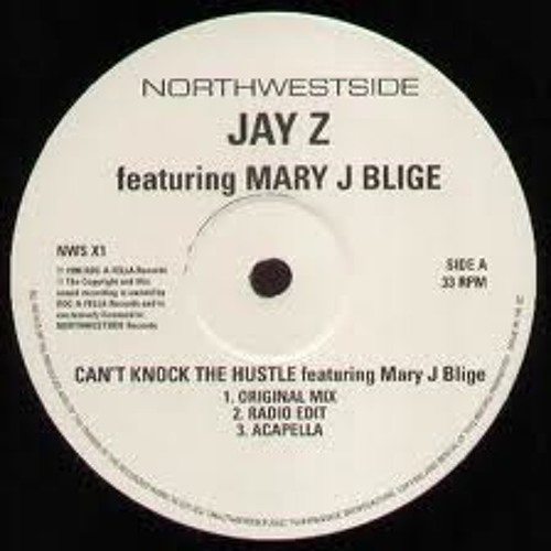"""Jay-Z feat. Mary J. Blige """"Can't Knock The Hustle"""" (TOKYO REMIX)"""
