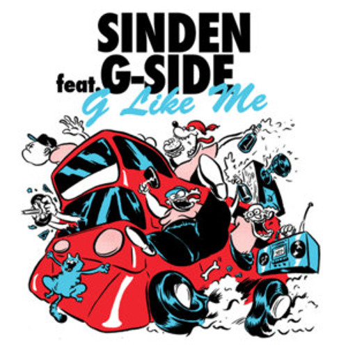 Sinden Ft. G-Side - G Like Me Minimix