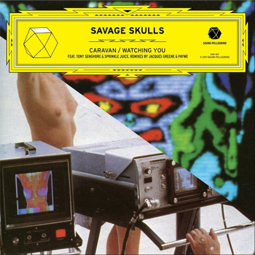 Savage Skulls & Tony Senghore - Watching you (original mix)
