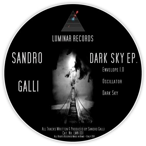 Sandro Galli - Dark Sky (Original Mix)