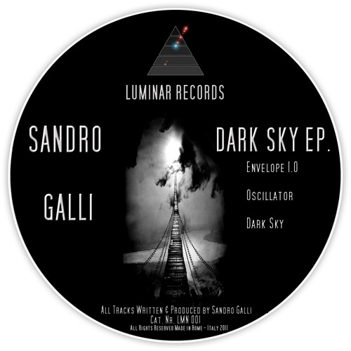 Sandro Galli - Oscillator (Original MIx)