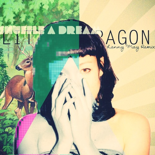Little Dragon - Shuffle A Dream (Lanny May's Youth Club Mix)