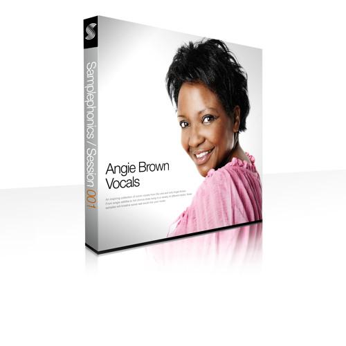 Angie Brown Vocals Demo 01