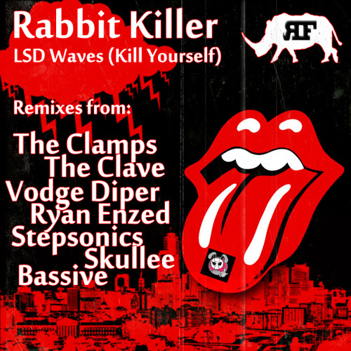 Rabbit Killer - Lsd Waves - (The Clave Remix) Out Now! - Rhinofist