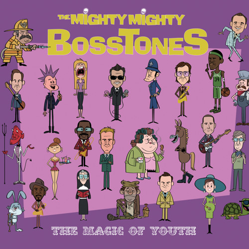 The Mighty Mighty Bosstones - Like A Shotgun
