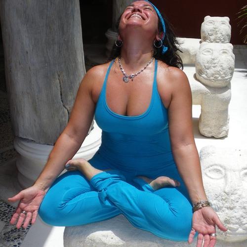Ambika Devi Leading Deep Integrative Yoga Relaxation