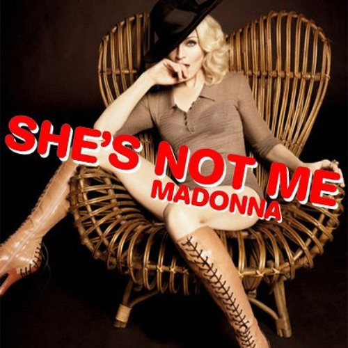 Madonna - She's Not Me (YoAv Arnon Remix)