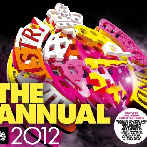 The Annual 2012 Megamix