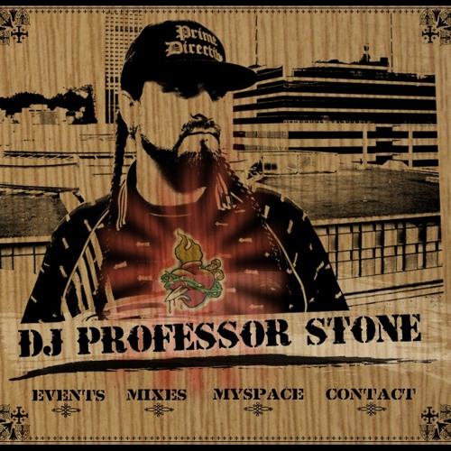 Dj Professor Stone in the Mix!