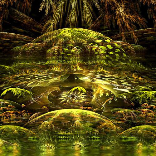 David Sonnentiger - Extraterrestrial Jungle Adventures