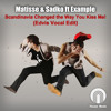 Matisse & Sadko ft Example - Scandinavia Changed the Way You Kiss Me (Edvis Vocal Edit)