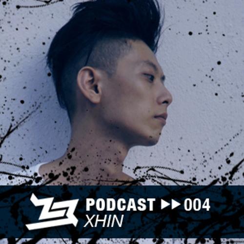 Midnight Shift Podcast 004 - Xhin (LIVE at MNShift's 2nd Anniversary)