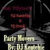 Dj Kentchie - Party Movers Workout Mix 2011