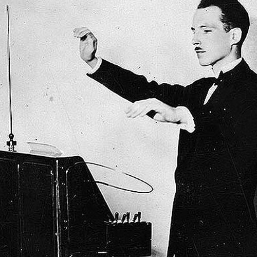 Theremin for a Chip