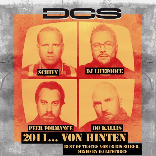 """DCS - """"2011...VON HINTEN"""" (Best Of-Mixtape)"""