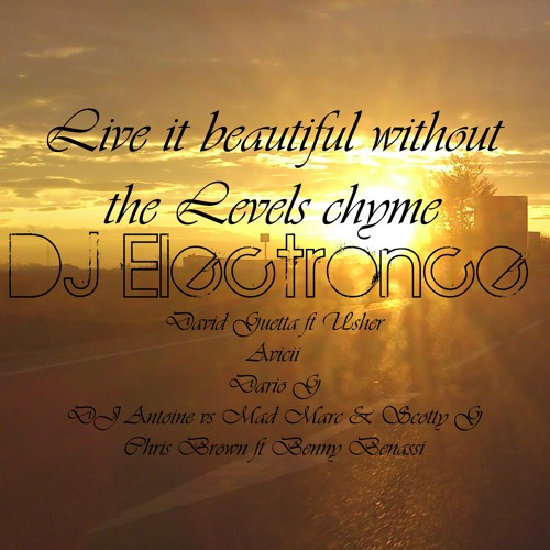 DJ Electronce - Live it Beautiful without the Levels chyme [DJ Electronce Mix]