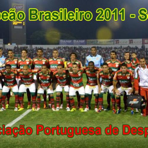 LUSA CAMPEÃ BRASILEIRA 2011