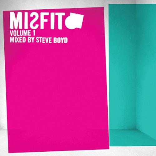 Steve Boyd - Misfit Mix (Nov 2011)