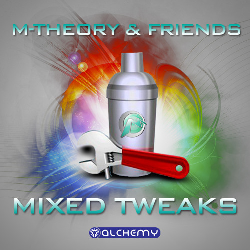 M-THEORY - MIXED TWEAKS EP track2-M-Theory vs Sonic Species - Samurai Bushwakka