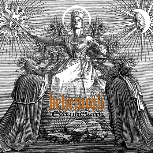 "Behemoth ""Ov Fire And The Void"""