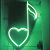Neon lights (Natasha Bedingfield's)