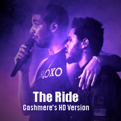 Drake F The Weeknd-The Ride HD