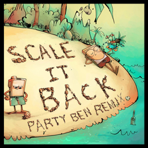 DJ Shadow - Scale It Back feat Little Dragon (Party Ben Remix)