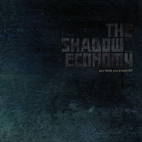THE SHADOW ECONOMY - The Way It Weights Down