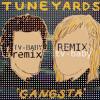 Tune-Yards - Gangsta (martin hviid remix)