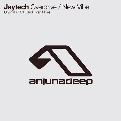 Jaytech - Overdrive (Original Mix)