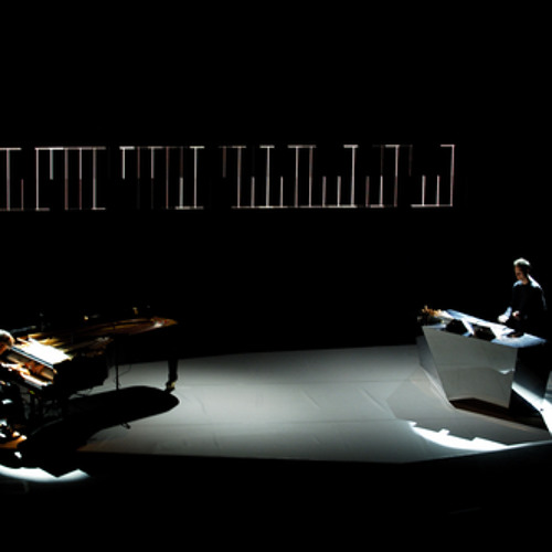 Alva Noto + Ryuichi Sakamoto ' Trioon I '