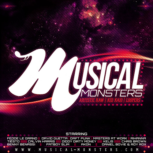 Musical Monsters Minimix