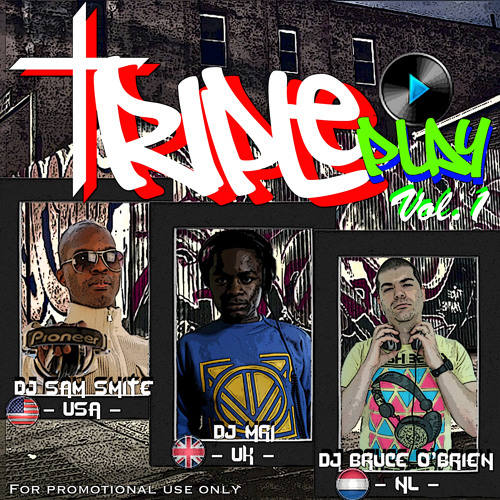 Urban Gospel Mix from Triple Play