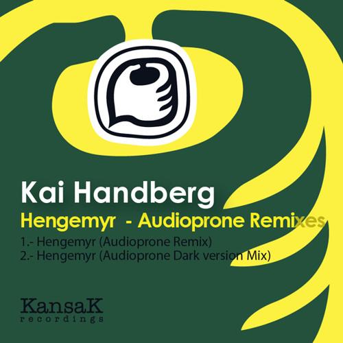 Kai Handberg - Hengemyr (Audioprone's Dark version) PREVIEW