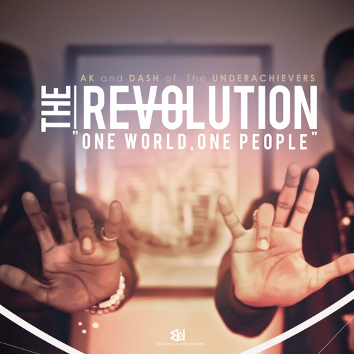 The Revolution - UA ( Prod. By Mark James)