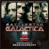 17 Battlestar Galactica-Season Two- Prelude to War from 'Pegasus' and 'Resurrection Ship'