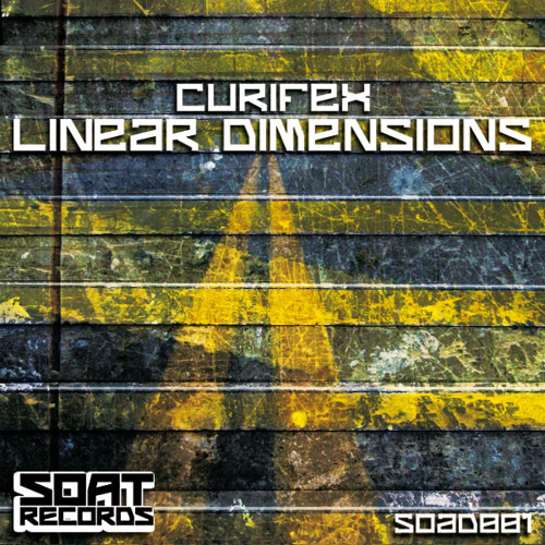 Curifex - Linear Dimensions - Soat Records - SOAD001 (clips)