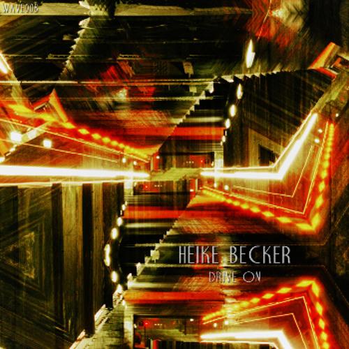 Wave008.3 Heike Becker - Drive On - Tony Silver Remix