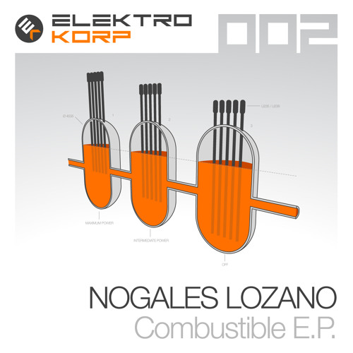 Nogales Lozano - Activate (David Lamant Re-Activate Mix) [Elektro Korp Records]