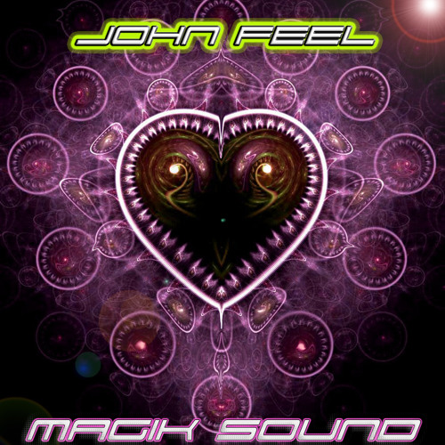 01 MAGIK SOUND Nº XIIII  mixed  JOHN FEEL
