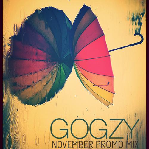 Gogzy-November Promo Mix [Live Mix]