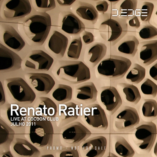 Renato Ratier at CocoonClub